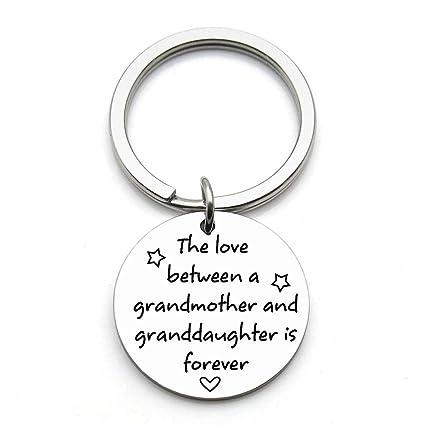 Amazon XGAKWD Mothers Day Birthday Christmas Key Chain Gifts