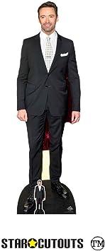 Star Cutouts CS781 Hugh Jackman - Corbata de cartón (tamaño ...