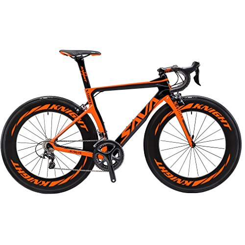 SAVADECK Phantom 2.0 700C Carbon Fiber Road Bike