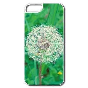 PTCY IPhone 5/5s Design Funny Simple Dandelion wangjiang maoyi