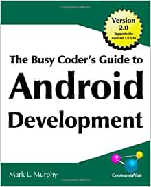 the busy coders guide to android development pdf