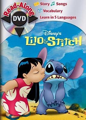 Lilo Stitch Disney Read Along Artist Not Provided Movies Tv Amazon Com