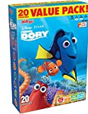 Kellogg's Disney Finding Dory Fruit Flavored Snacks, 20 Pouches - 16 Ounce