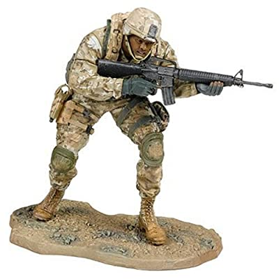 T M P Intl McFarlane's Soldiers Redeployed Marine Recon: Toys & Games