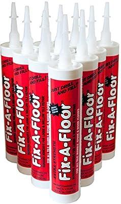 Fix-A-Floor Loose Tile Repair Adhesive Box of 12-10.1 oz. Tubes
