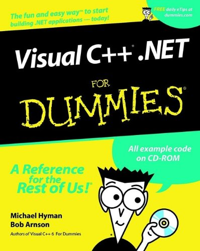 Visual C++.Net For Dummies by Brand: For Dummies