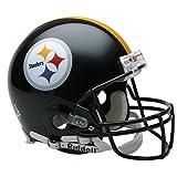 Riddell NFL Pittsburgh Steelers Full Size Proline VSR4 Football Helmet