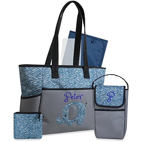 Diaper Bags Personalized Embroidery - 6
