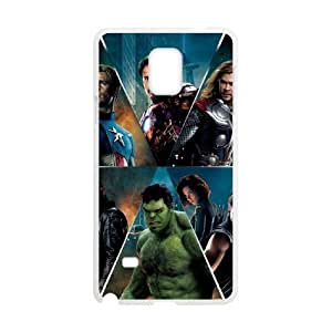 The Avengers FG0070934 Phone Back Case Customized Art Print Design Hard Shell Protection Samsung galaxy note 4 N9100