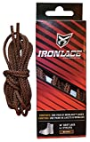Ironlace Lace (1-Pair), Brown, 54-Inch ( 6-7 eyelets)