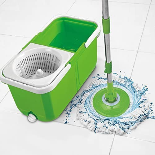 Big Boss Insta Mop The Spinning Action Mop in Spring Cleaning ...