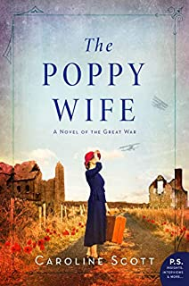 Book Cover: The Poppy Wife: A Novel of the Great War