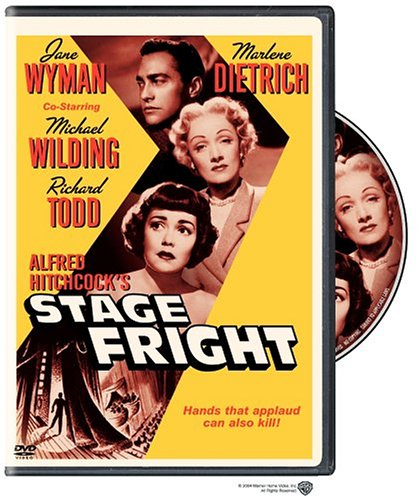 Stage Fright (Cooks Catalog)