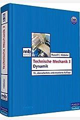Technische Mechanik 3. Dynamik Hardcover