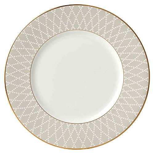 Waterford Monique Lhuillier Cherish Accent Luncheon Plate 9