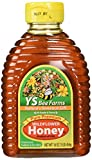 YS Bee Farms Pure Premium Wildflower Honey - 16oz