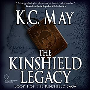 The Kinshield Legacy Audiobook