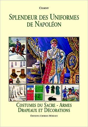 Costumes Du Sacre, Armes, Drapeaux Et Daecorations