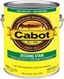 Semi Solid Stain, Mission Brown, Flat, 1gal