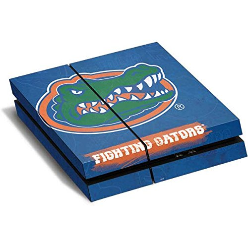 University of Florida PS4 Horizontal (Console Only) Skin - Florida Gators Vinyl Decal Skin For Your PS4 Horizontal (Console Only) - Florida Gators Vinyl Skin
