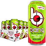 Bang Energy Caffeine Free Candy Apple Crisp