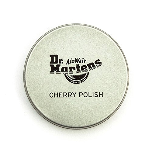 Dr. Martens Cherry Polish, Silver, NO SIZE M US