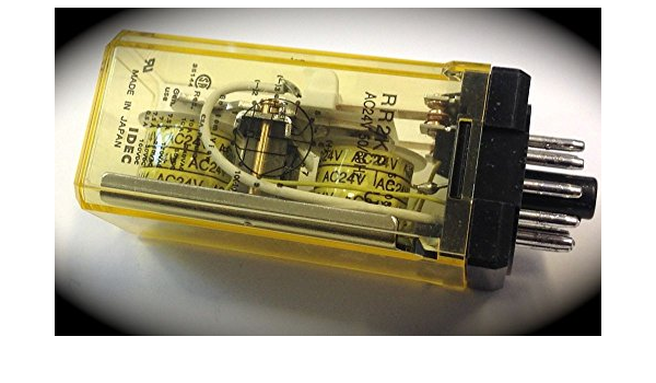 RR2KP-UDC24V Idec Dpdt Latch Relay
