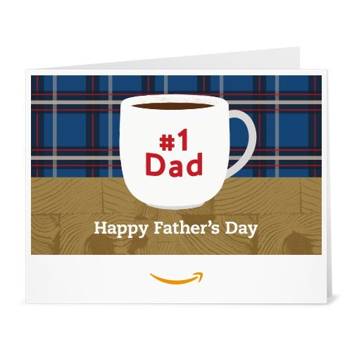 Number 1 Dad Print at Home link image