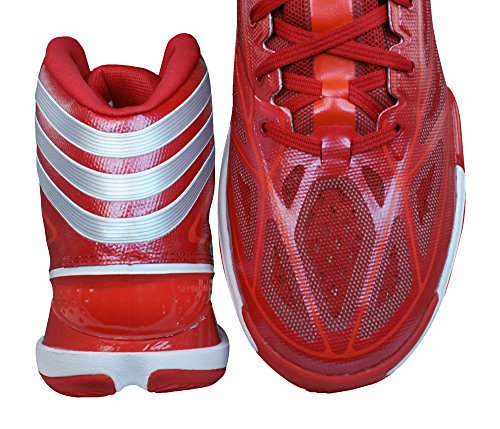 Scarpe Da Basket Adidas Adizero Light 3 Sneakers Da Basket Rosse