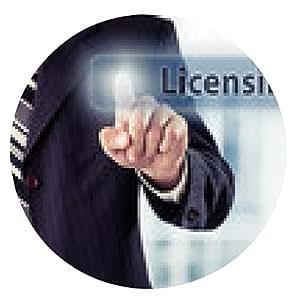 alfombrilla de ratón la concesión de licencias - ronda - 20cm