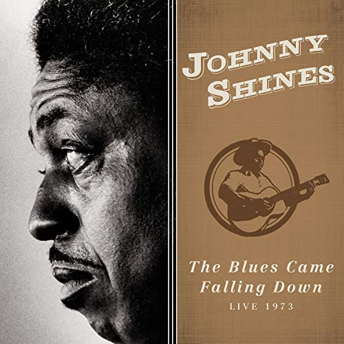 Falling Cd - The Blues Came Falling Down - Live 1973