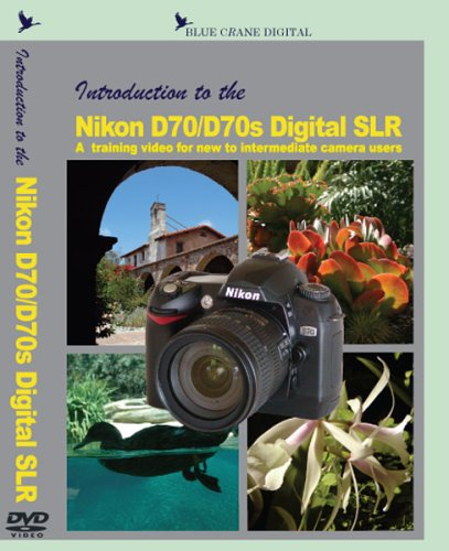 Introduction to the NIKON D70/D70s Digital SLR for sale  Delivered anywhere in Canada