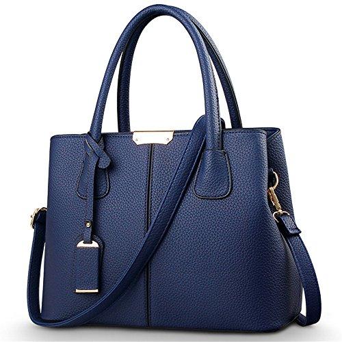 DZRZVD ,  Damen Tasche Marineblau