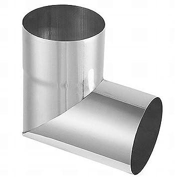 100 mm Fallrohr 1 m lang Titanzink 100 mm oder 80 mm