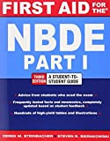 First Aid for the NBDE Part 1, Third Edition (First Aid Series) by Steinbacher Derek Sierakowski Steven (2012-07-31) Paperback