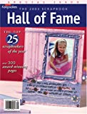Creating Keepsakes the 2003 Scrapbook Hall of Fame, , 1929180438