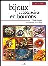 Bijoux et accessoires en boutons par Hoerner