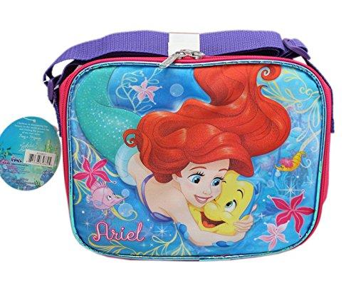 UPC 875598658625, Disney Princess Mermaid Lunch Bag/Box-A05862