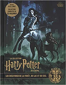 Amazon Fr La Collection Harry Potter Au Cinema Vol 1