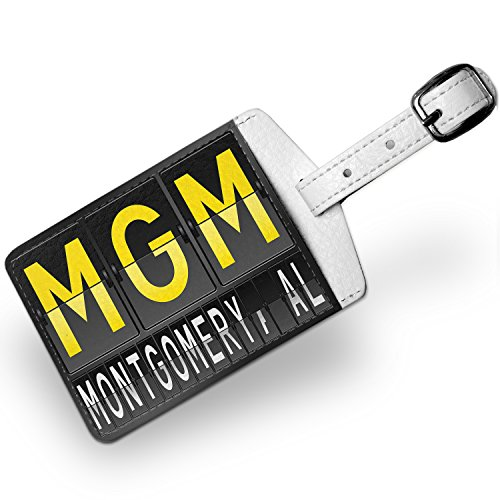 luggage-tag-mgm-airport-code-for-montgomery-al-travel-id-bag-tag-neonblond