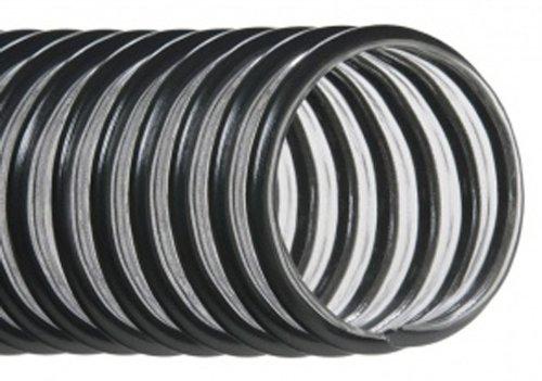 Hi Vacuum Hose (Hi-Tech Duravent EH-L Light-Duty Series PVC Vacuum Duct Hose, Clear, 2-1/2
