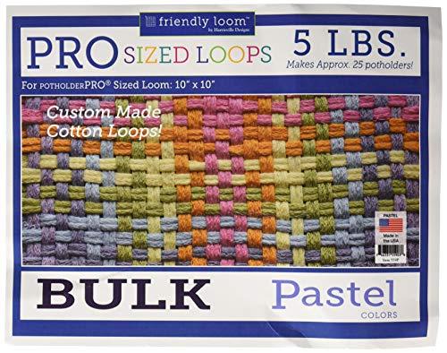 (Harrisville Cotton Assorted Pastel Colors 10