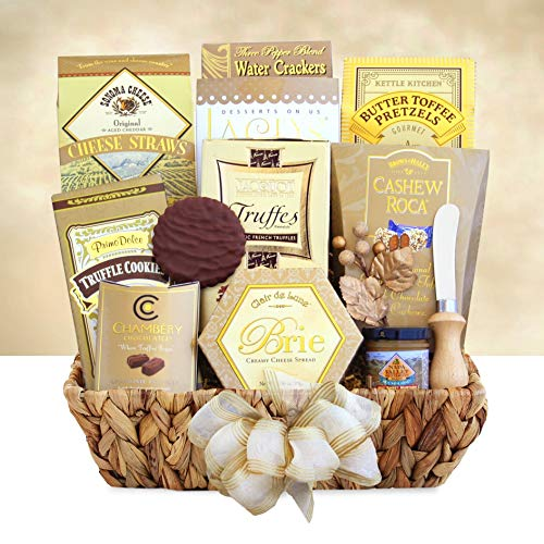 Thank You So Much Gift Basket