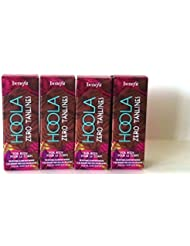 4 Benefit Hoola Zero Tanlines for Body 15ml/0.5oz*4=2oz