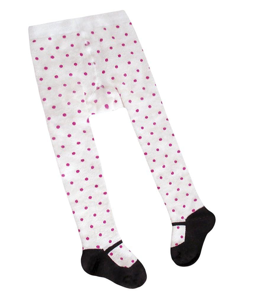 TAIYCYXGAN Baby Girls Mary Jane Tights Infant Leggings Stocking Panties Winter 3-Pack