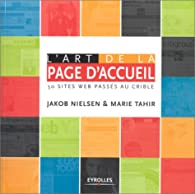 L'art de la page d'accueil : 50 sites web passés au crible par Jakob Nielsen