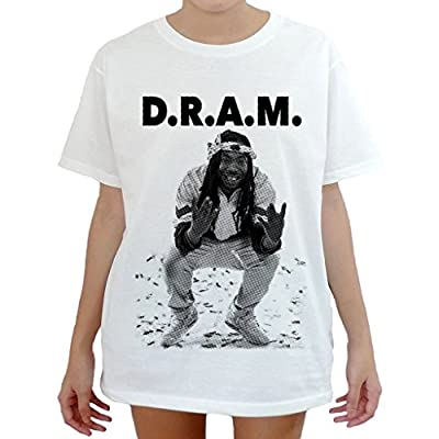 Modman Men's Dram D.R.A.M Rapper Hiphop T-Shirt