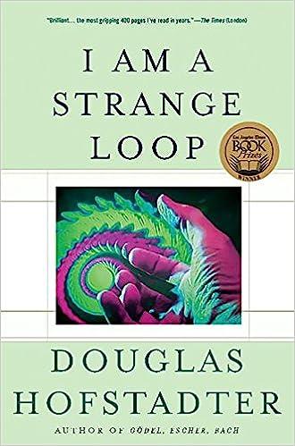 I Am a Strange Loop: Hofstadter, Douglas R.: 8601419969142: Amazon ...