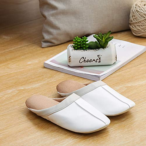 Femme SHAREMILY Chaussons Chaussons SHAREMILY Blanc Femme Blanc pour Chaussons SHAREMILY pour HqZzFF
