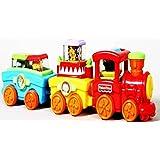 Fisher-Price Peek-a-Blocks Press & Go Train